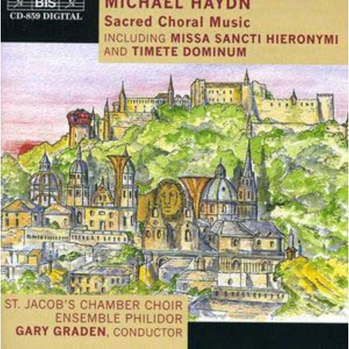 Sacred Choral Music (Audio CD)