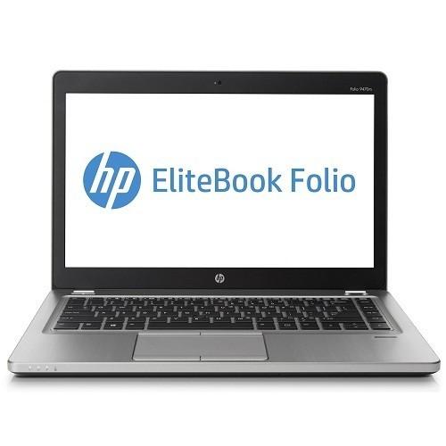 HP Inc. EliteBook Folio 9470m Intel Core i7-3687U 2.1GHz Notebook - 8GB RAM, 240GB SSD, 14 HD, Gigabit Ethernet - Refurbished (PC5-0348)