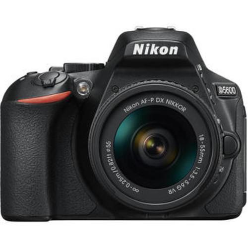 D5600 DSLR Camera with 18-55mm Lens