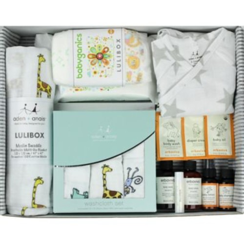 LuliBox 19-Piece Bath and Bed Gift Set