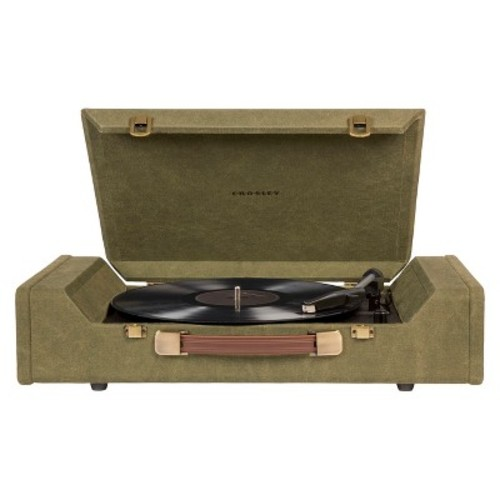 Crosley Nomad Portable Turntable - Green