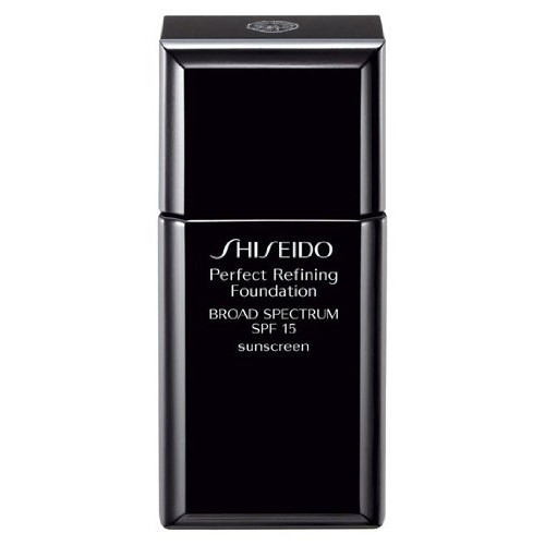 Perfect Refining Foundation SPF15 - # I20 Natural Light Ivory by Shiseido - 12474981402