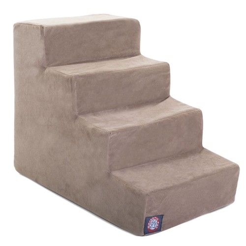 Majestic Pet Stairs Steps [Stone, 4-Step]
