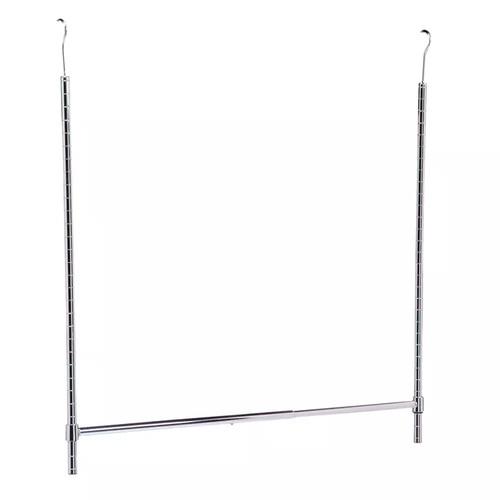Honey-Can-Do Adjustable Hanging Closet Rod