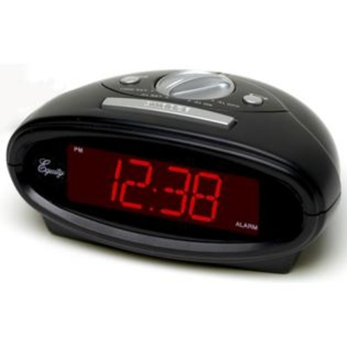 Equity by La Crosse Digital Alarm Clock 30228