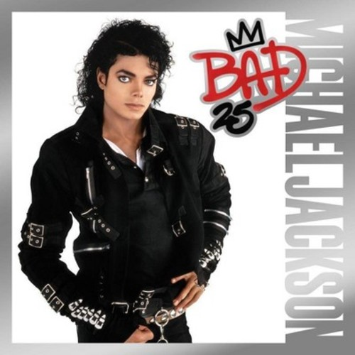Michael Jackson - Bad (25th Anniversary Edition) (Vinyl)