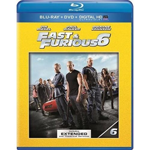 Fast & Furious 6 (Blu-ray + Digital)
