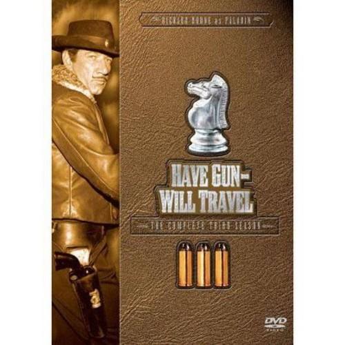 Have gun will travel:Complete third s (DVD)