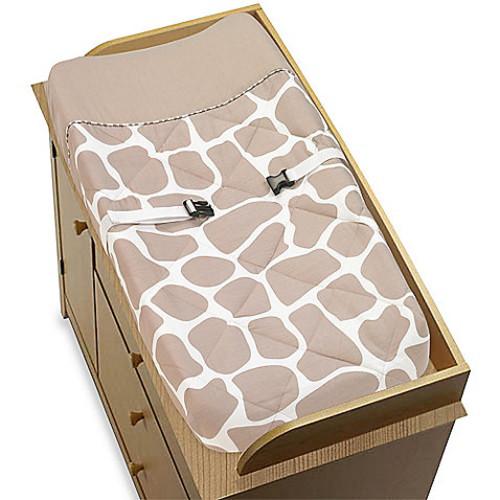 Sweet Jojo Designs Giraffe Changing Pad Cover