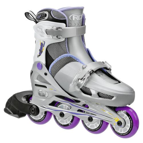 Roller Derby Cobra Girl's Adjustable Inline Skate