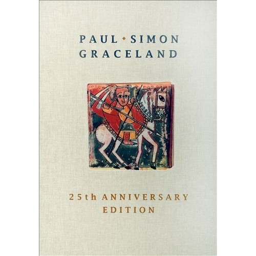 Graceland [25th Anniversary Deluxe Edition] [CD & DVD]