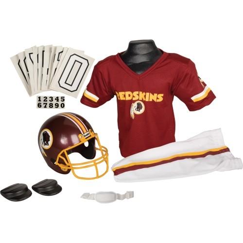 Franklin Washington Redskins Kids' Deluxe Uniform Set