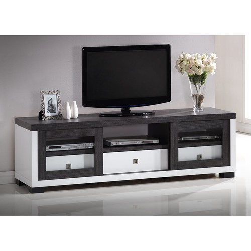 Baxton Studio Oxley 70 in. TV Cabinet