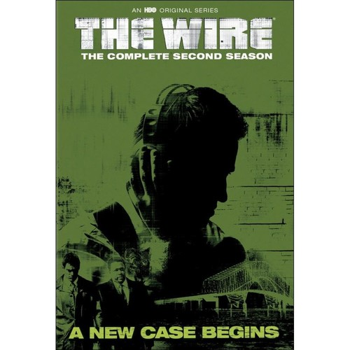 The Wire: The Complete Second Season [5 Discs] [DVD]