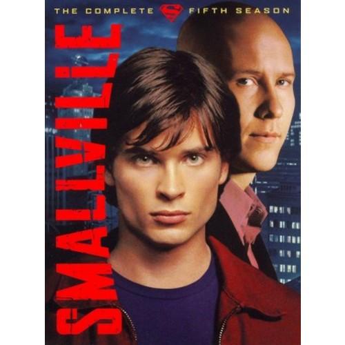 Smallville: The Complete Fifth Season (DVD)