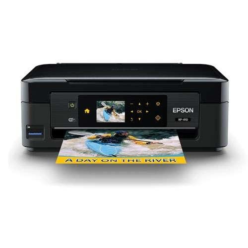 Epson Expression XP-410 Wireless Color All-in-One Inkjet Printer [XP-410]