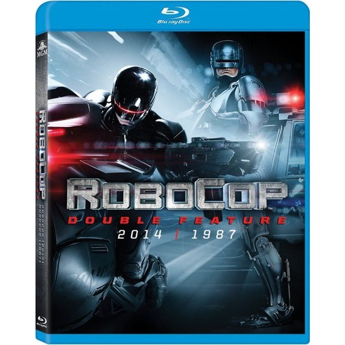 Robocop (1987) / Robocop (2014) Double Feature (Blu-ray)