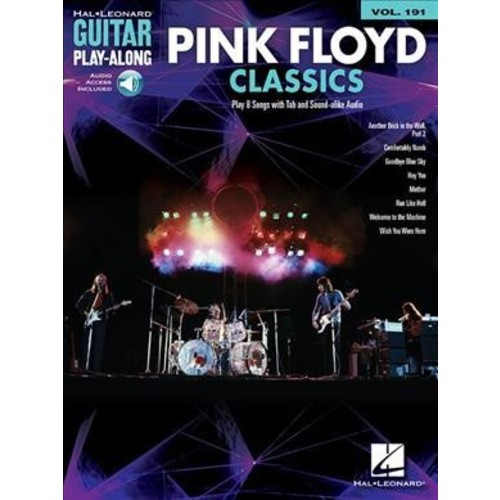 Pink Floyd Classics : Includes Downloadable Audio (Paperback)