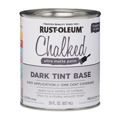 Rust-Oleum 287689 30Oz Dk Tint Base
