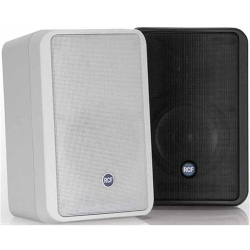 RCF MR 55 2 Way Reflex High Definition Speaker, Single, Black MR-55