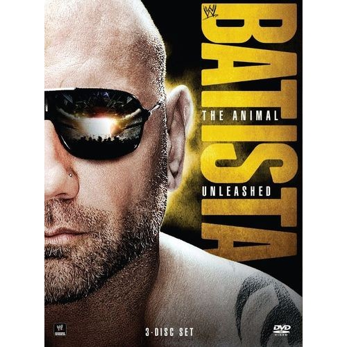 WWE: Batista - The Animal Unleashed [3 Discs]