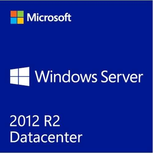 Microsoft Windows Server 2012 R2 Datacenter - License - 2 processors - OEM - DVD - 64-bit - (P71-07714)