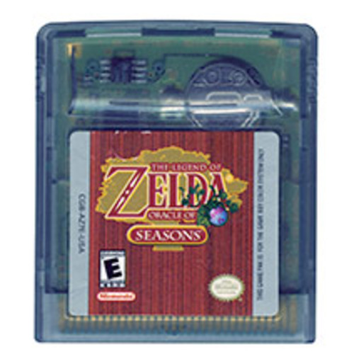 The Legend of Zelda: Oracle of Seasons [Pre-Owned]