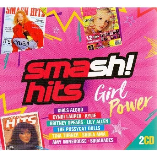 Smash Hits Girl Power [CD]