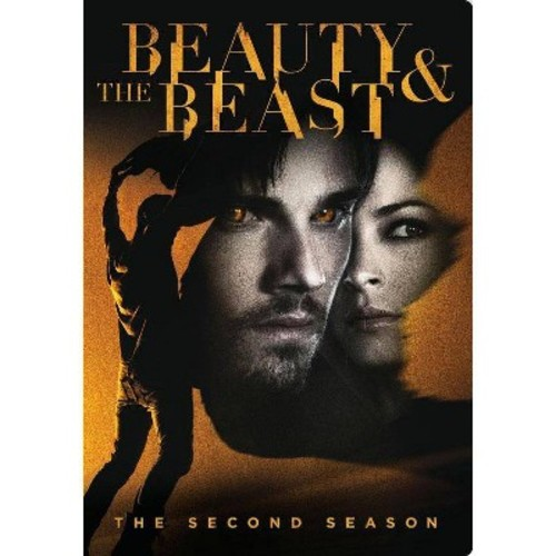 The Beauty & the Beast: The Second Season [6 Discs] [DVD]