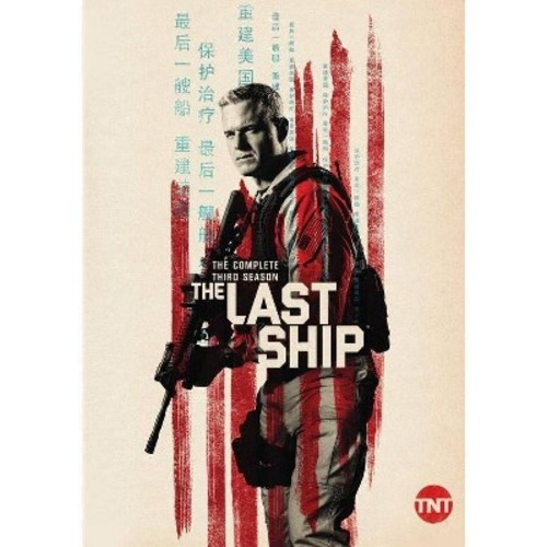 Last Ship:Complete Third Season (DVD)