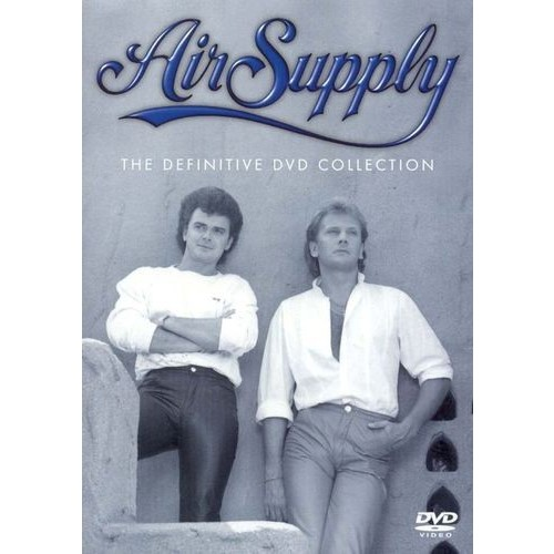 Air Supply - The Definitive DVD Collection: Air Supply: Movies & TV