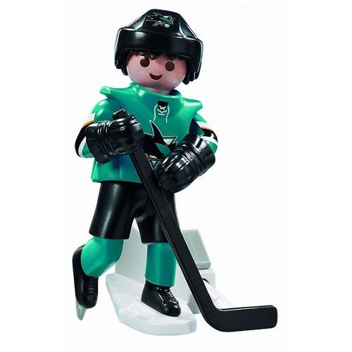 Playmobil NHL San Jose Sharks Player Figure