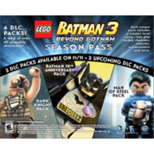 LEGO Batman 3: Beyond Gotham Season Pass [Digital]