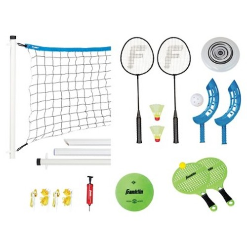 Franklin Sports Fun 5 Combo Game Set