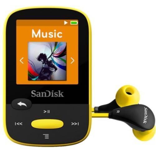 SanDisk SanDisk Clip Sport 8 GB Yellow