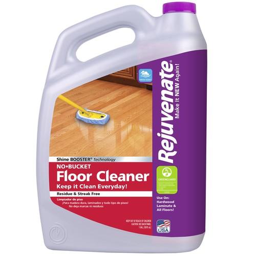 Rejuvenate No Bucket Floor Cleaner, 128oz