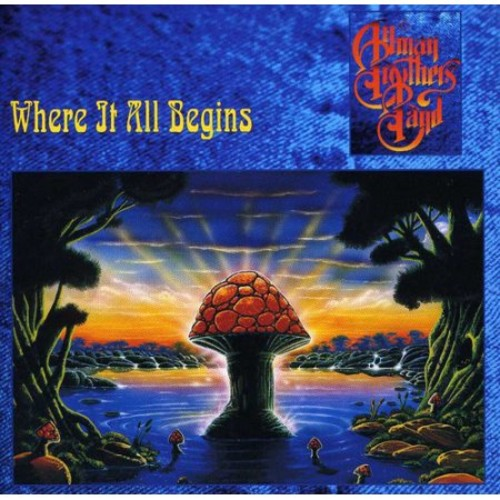 Allman Brothers Band - Where It All Begins
