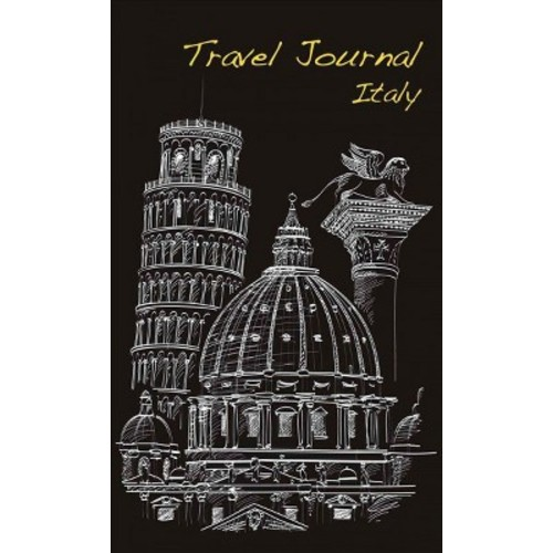 Travel Journal Italy (Paperback)
