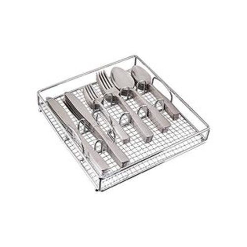 Gibson Abbevile 61-Piece Flatware Set