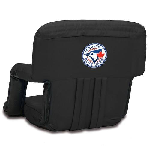 Picnic Time Toronto Blue Jays Ventura Portable Reclining Seat