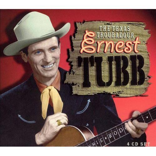 Texas Troubadour [Box Set] [CD]