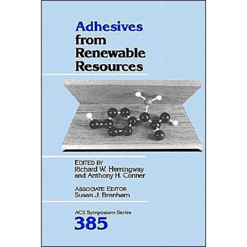 Adhesives from Renewable Resources
