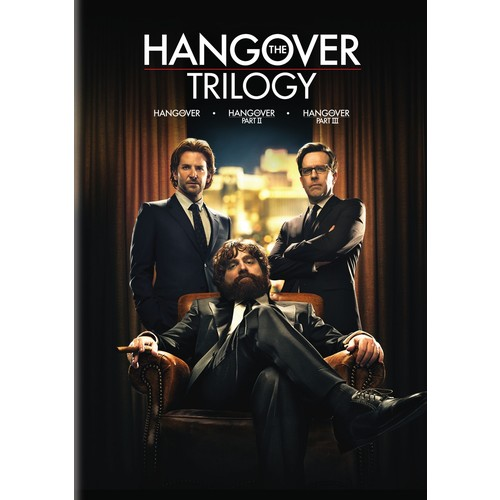 The Hangover Trilogy [3 Discs] [DVD]
