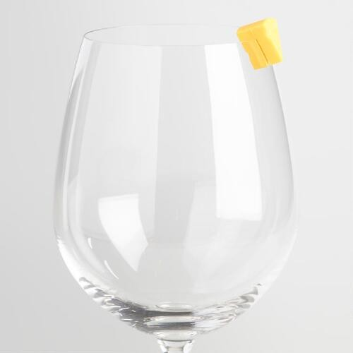 Cheese Wine Markers Set of 6