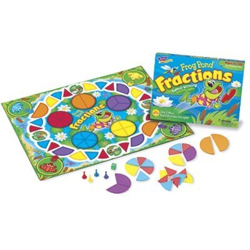 Frog Pond Fractions Learning Game [1]
