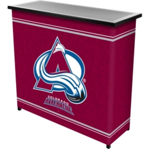 Trademark Games Colorado Avalanche Portable Bar