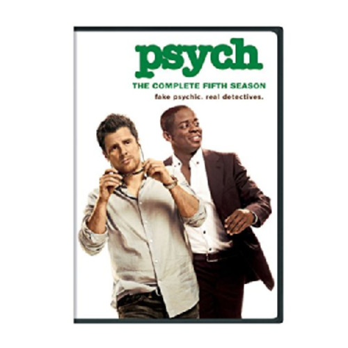 Psych: The Complete Third Season (DVD) [Psych: The Complete Third Season DVD]