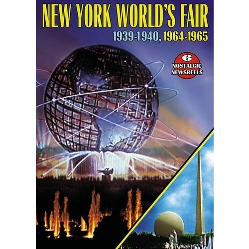 York World's Fair: A Collection of Short Subjects [DVD] [1939]