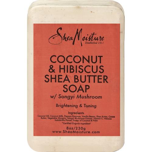 Coconut & Hibiscus Bar Soap