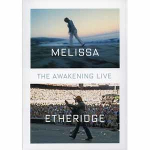 The Awakening Live The Melissa Etheridge Audio Compact Disc